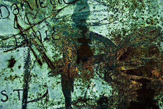 Graffiti Rust by Grebo Gray