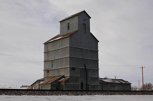 Grain Mill by Wanda Jesfield