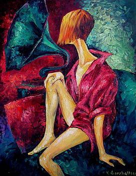 Gramophone by Keren Gorzhaltsan