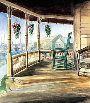 Gram's Porch by Paul Gardner