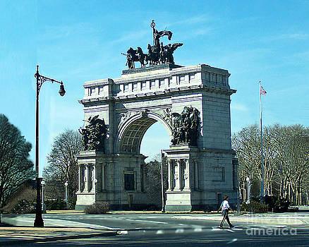 Anne Ferguson - Grand Army Plaza-Brooklyn-NY