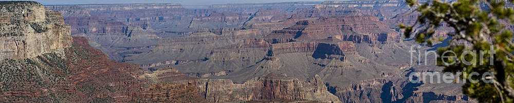 Tim Mulina - Grand Canyon From South Rim