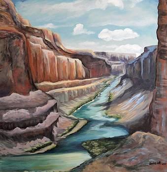 Grand Canyon by Sandra Lett