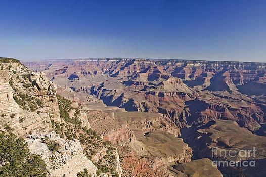 Tim Mulina - Grand Canyon Sunrise Panorama