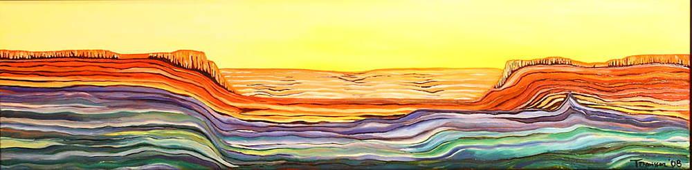 Grand Canyon by Tamra Pfeifle Davisson