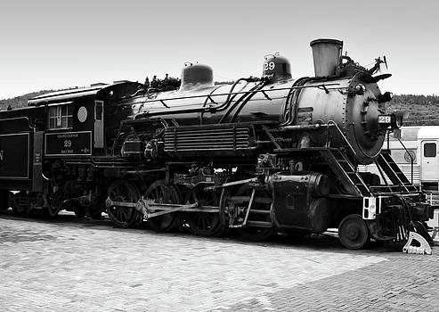 Ricky Barnard - Grand Canyon Train