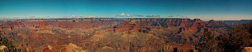 Grand Canyon Vista by Lou  Novick