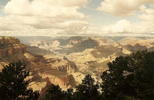 Marilyn Wilson - Grand Canyon Vista