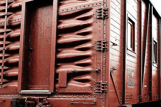 Scott Hovind - Grand Trunk Western Track Foreman