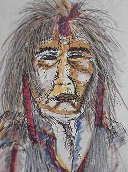 Grandfather  Spirit by Nashoba Szabol
