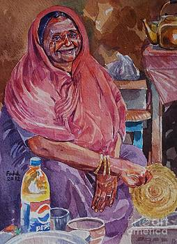 Grandmother 22 by Mohamed Fadul