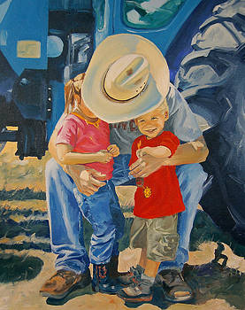 Grandpa's Hat by Conny Riley