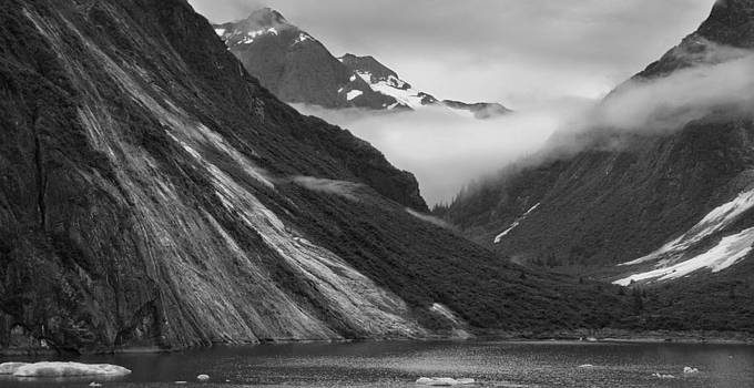 Nathan Mccreery - Granite Face  Tracy Arm
