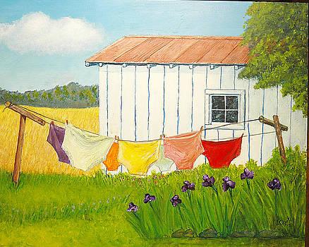 Granny Panties by Julie Opell