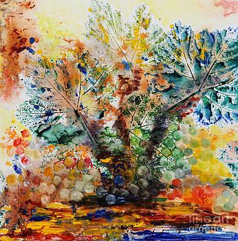 Grape Tree by Karen Fleschler
