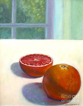 Grapefruits by Jane  Simonson