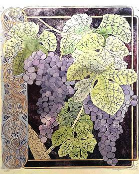 Grapes by Sara Bell