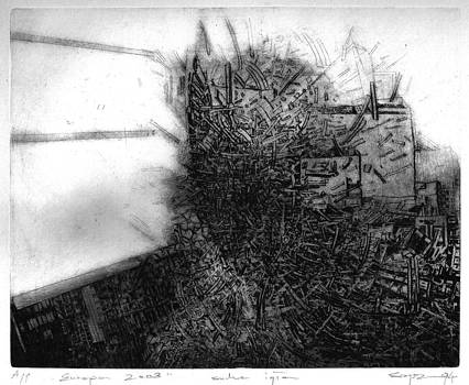 Graphis Art Eurpa 2003 by Waldemar Szysz