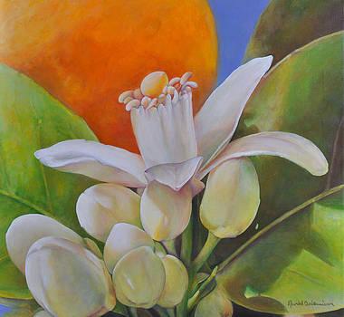 Grappe de Fleurs by Muriel Dolemieux