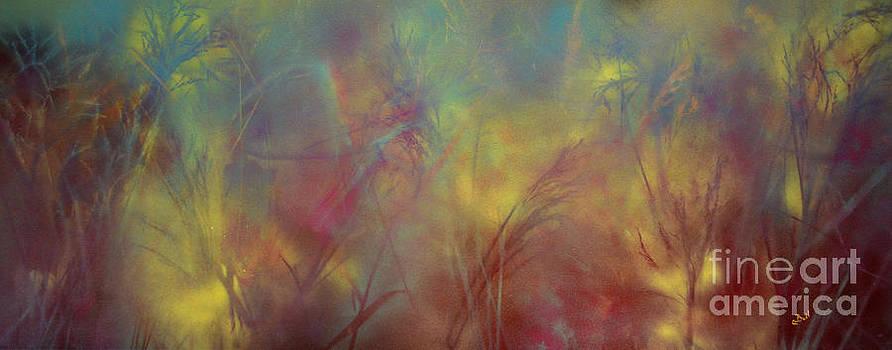 Claire Bull - Grasses