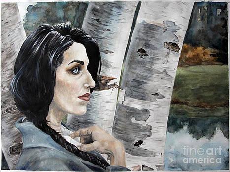 Gray November by Sarah Mushong