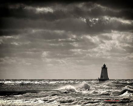 Great Lakes Storm Season  by Timothy J Berndt