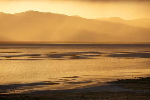 Great Salt Lake by Johan Elzenga