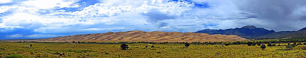 Great Sand Dunes by Sherwood Cherry