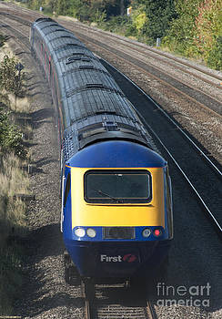 Great Western high speed by Andrew  Michael