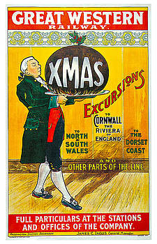 George Conning - Great Western Railway Xmas Excursions