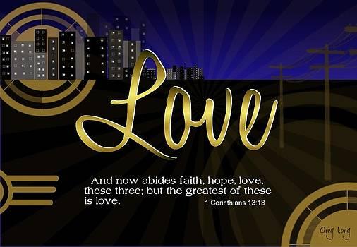 Greatest Love by Greg Long