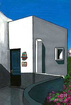 Greek Villa by Kris Sperring