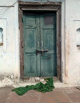 Green Door by Andrea Mendes
