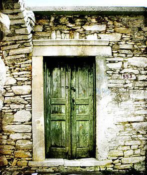 Green Door by Stacey Granger