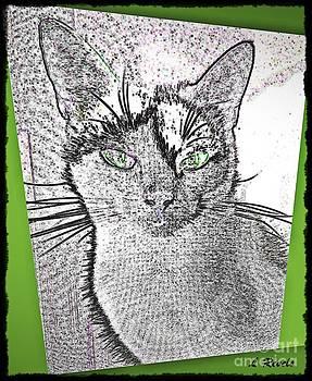 Green Eyed Monster by Leslie Revels