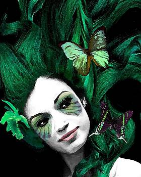 Green Goddess by Diana Shively
