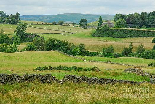 Green Hills of Galloway by John Kelly