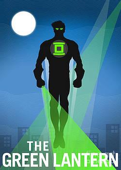 Green Lantern by Tomatoskin Kam