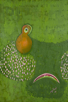 Green by Marisol DAndrea