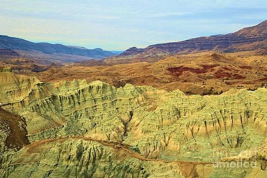 Adam Jewell - Green Mountains