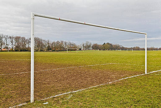 Kantilal Patel - Green Park Soccer Pitch