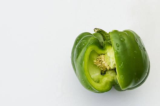 Green Pepper by Anna Crowder