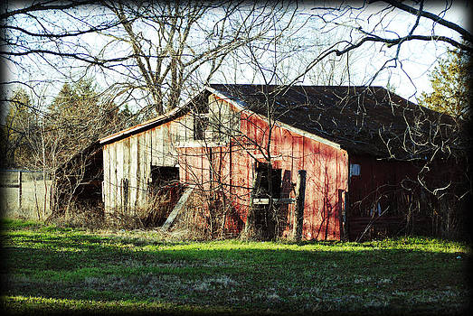 Greenville Barn by Lisa Moore