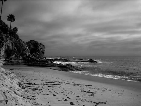 Grey Days In Cali by Gerard Yates
