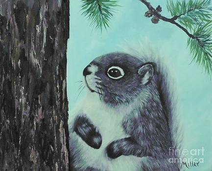 Peggy Miller - Grey Squirrel
