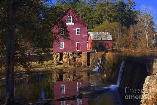 Grist Mill  by Curtis Brackett