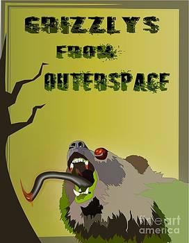 Grizzlys from Outerspace by Kelli Allen