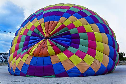 Kantilal Patel - Grounded Balloon Bullseye
