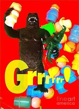 Grrrrrr by Ricky Sencion