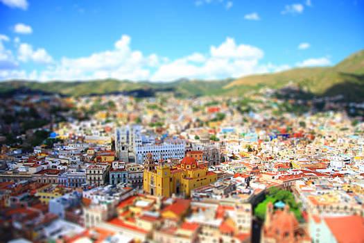 Guanajuato by Andrew John Rees